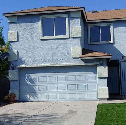 2616 E Southgate Avenue #1, Phoenix, AZ 85040 (MLS #6058545) :: Brett Tanner Home Selling Team