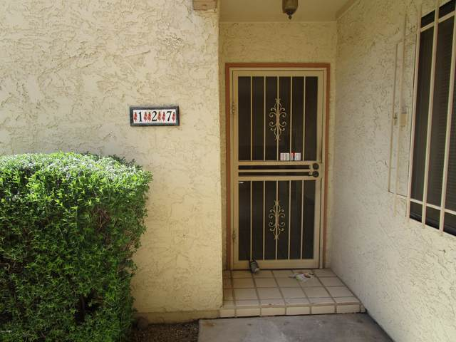 16635 N Cave Creek Road #127, Phoenix, AZ 85032 (MLS #6058551) :: Riddle Realty Group - Keller Williams Arizona Realty