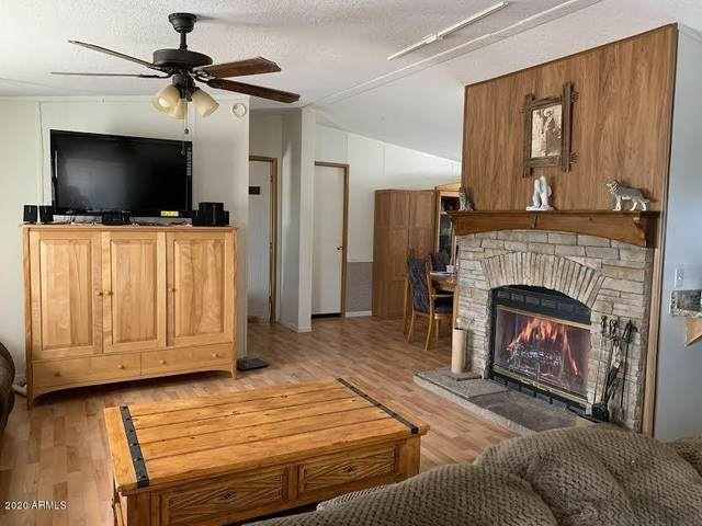 2200 N Delaware Drive #86, Apache Junction, AZ 85120 (MLS #6058557) :: The Kenny Klaus Team