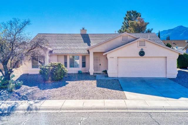 2588 Thunderbird Drive, Sierra Vista, AZ 85650 (MLS #6058574) :: The Mahoney Group