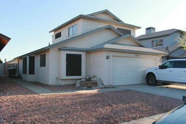 8729 W Fairmount Avenue, Phoenix, AZ 85037 (MLS #6058582) :: Brett Tanner Home Selling Team
