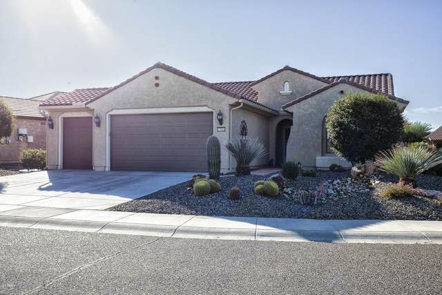 27081 W Wahalla Lane, Buckeye, AZ 85396 (MLS #6058585) :: Brett Tanner Home Selling Team