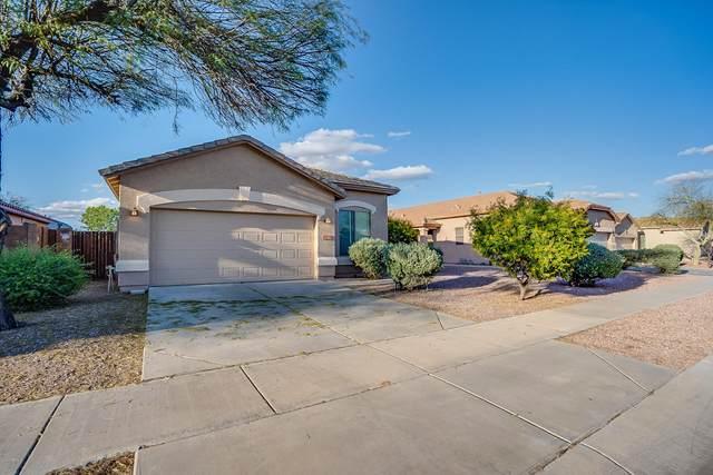 17030 W Tonbridge Street, Surprise, AZ 85374 (MLS #6058621) :: Brett Tanner Home Selling Team