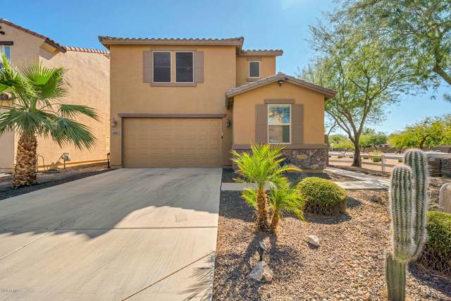 89 E Lakeview Drive, San Tan Valley, AZ 85143 (MLS #6058628) :: The Helping Hands Team