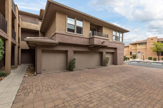 19777 N 76TH Street #2186, Scottsdale, AZ 85255 (MLS #6058640) :: Riddle Realty Group - Keller Williams Arizona Realty