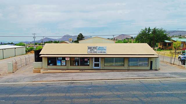 1116 S Naco Highway, Bisbee, AZ 85603 (MLS #6058645) :: Walters Realty Group