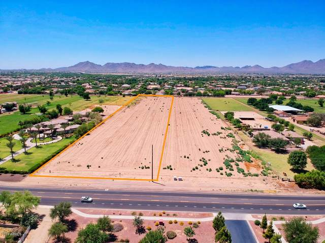 19801 E Ocotillo Road, Queen Creek, AZ 85142 (MLS #6058668) :: Lucido Agency