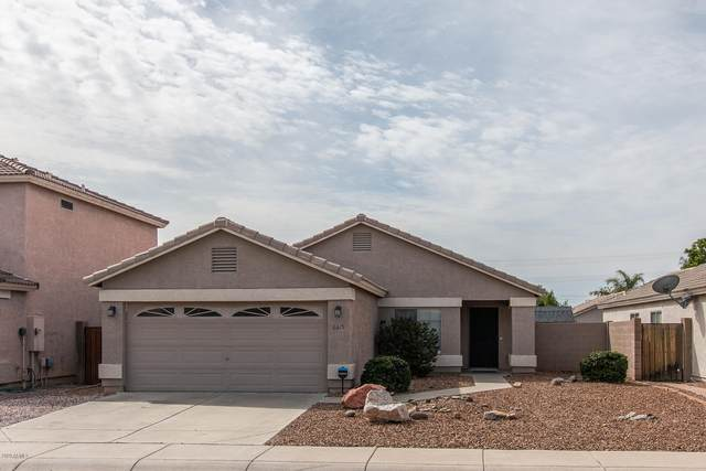 6615 W West Wind Drive, Glendale, AZ 85310 (MLS #6058671) :: Devor Real Estate Associates