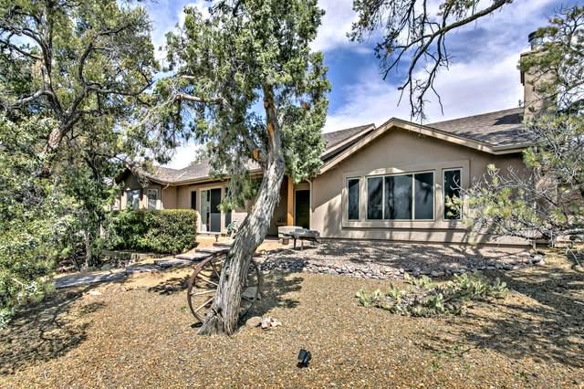 5490 W Indian Camp Road, Prescott, AZ 86305 (MLS #6058681) :: Brett Tanner Home Selling Team
