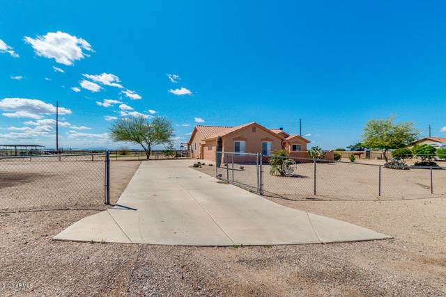 4211 E Ascot Drive, San Tan Valley, AZ 85140 (MLS #6058701) :: The Helping Hands Team