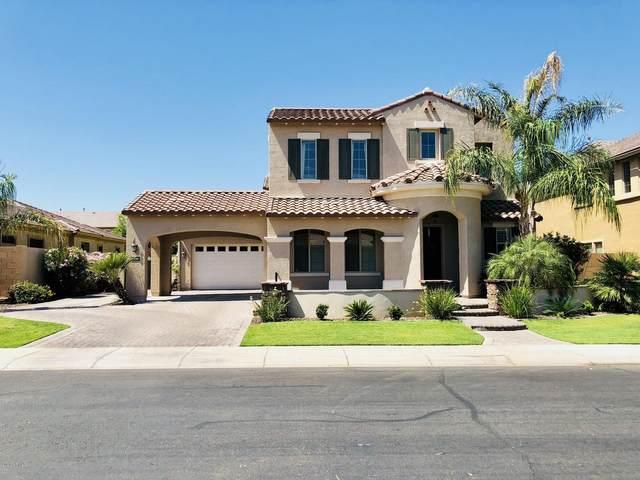 2734 S Quinn Avenue, Gilbert, AZ 85295 (MLS #6058730) :: Brett Tanner Home Selling Team
