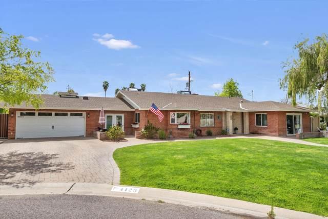 4123 N 33RD Place, Phoenix, AZ 85018 (MLS #6058734) :: The Laughton Team