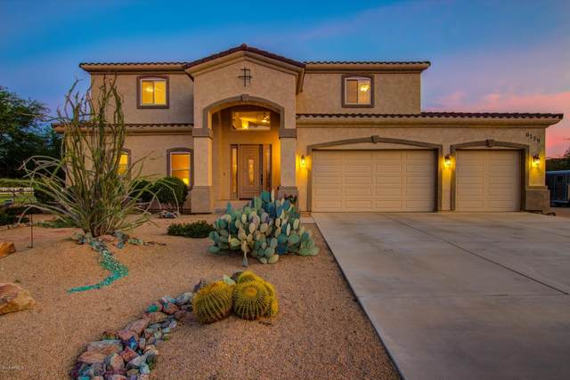 6179 S 172ND Street, Gilbert, AZ 85298 (MLS #6058735) :: The Results Group