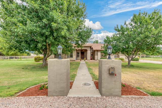 578 W Via De Arboles, San Tan Valley, AZ 85140 (MLS #6058738) :: The Helping Hands Team