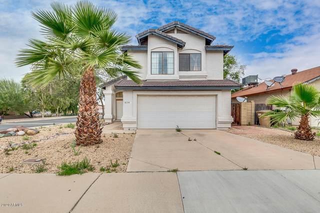 8154 W Mescal Street, Peoria, AZ 85345 (MLS #6058748) :: Brett Tanner Home Selling Team