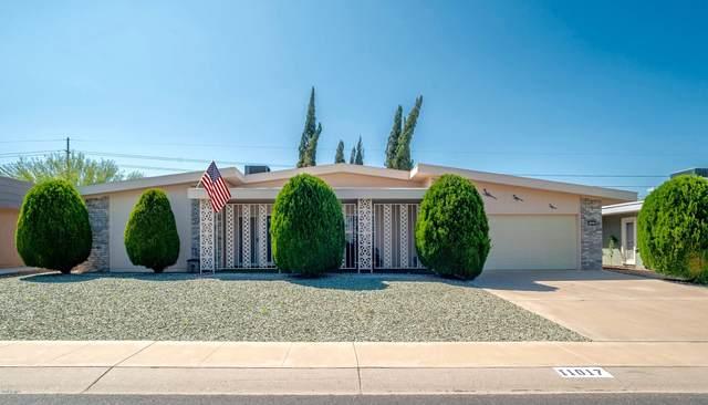 11017 W Granada Drive, Sun City, AZ 85373 (MLS #6058763) :: Riddle Realty Group - Keller Williams Arizona Realty