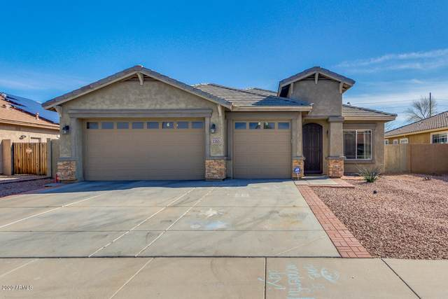 3365 E Kesler Lane, Gilbert, AZ 85295 (MLS #6058784) :: CC & Co. Real Estate Team