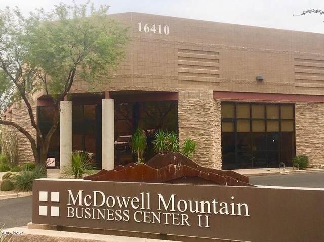 16410 N 91ST Street #103, Scottsdale, AZ 85260 (MLS #6058788) :: Brett Tanner Home Selling Team