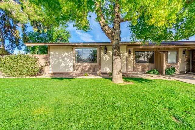 1550 N Stapley Drive #70, Mesa, AZ 85203 (MLS #6058814) :: Howe Realty