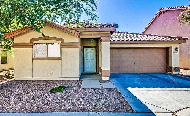 680 E Woodsman Place, Chandler, AZ 85286 (MLS #6058821) :: Brett Tanner Home Selling Team