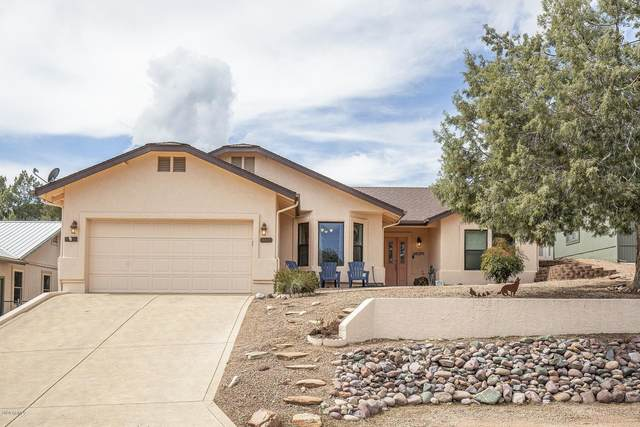 1002 N Bavarian Way, Payson, AZ 85541 (MLS #6058824) :: Revelation Real Estate
