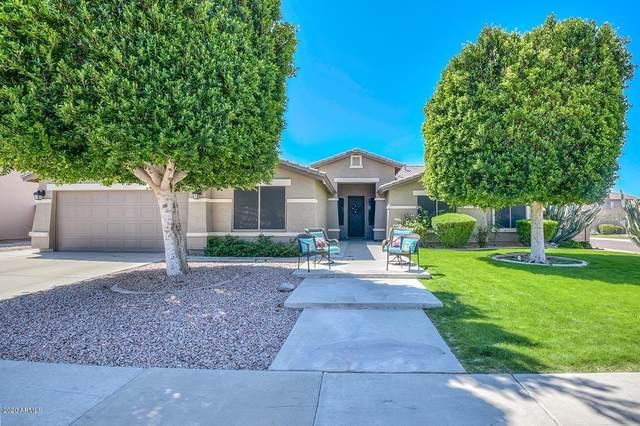8837 W Ross Avenue, Peoria, AZ 85382 (MLS #6058828) :: Brett Tanner Home Selling Team
