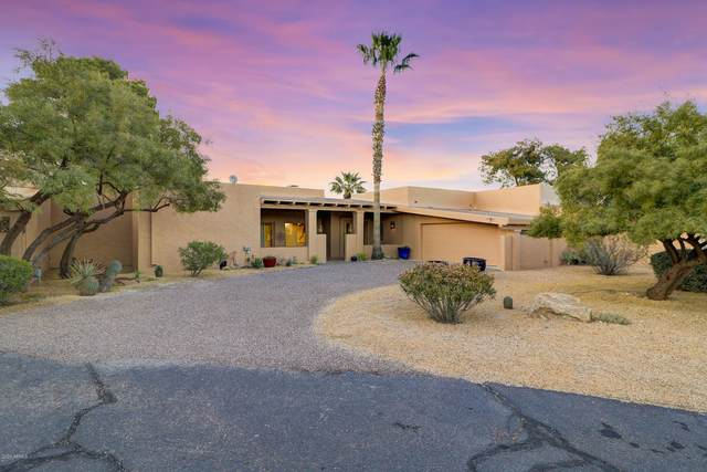 1004 N Boulder Drive, Carefree, AZ 85377 (MLS #6058837) :: Russ Lyon Sotheby's International Realty