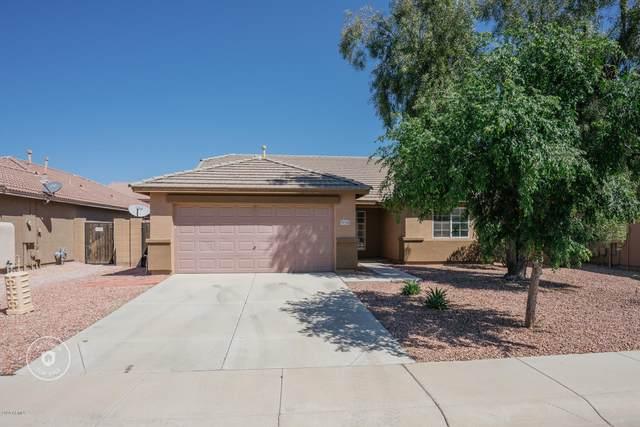 16362 W Rimrock Street, Surprise, AZ 85388 (MLS #6058856) :: Brett Tanner Home Selling Team
