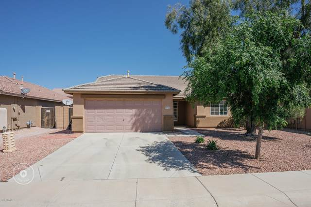 16362 W Rimrock Street, Surprise, AZ 85388 (MLS #6058856) :: Conway Real Estate