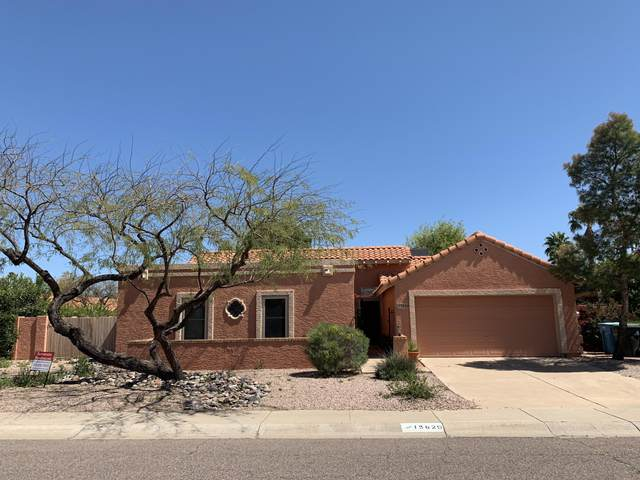 15829 N 57TH Street, Scottsdale, AZ 85254 (MLS #6058859) :: Howe Realty