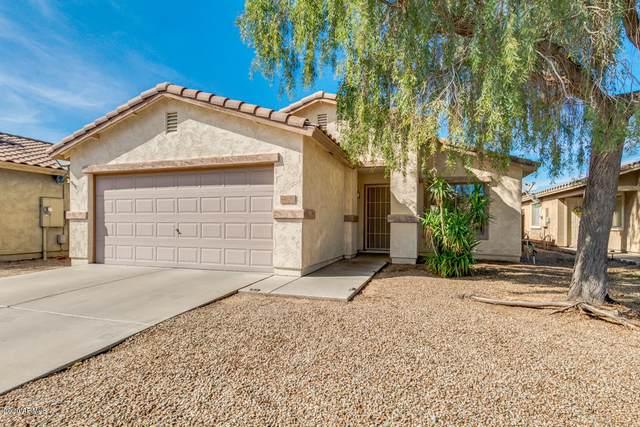 44836 W Gavilan Drive W, Maricopa, AZ 85139 (MLS #6058862) :: Long Realty West Valley