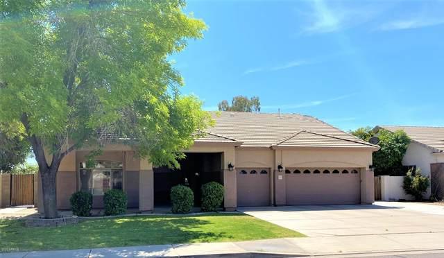 127 E Spur Avenue, Gilbert, AZ 85296 (MLS #6058883) :: The Helping Hands Team