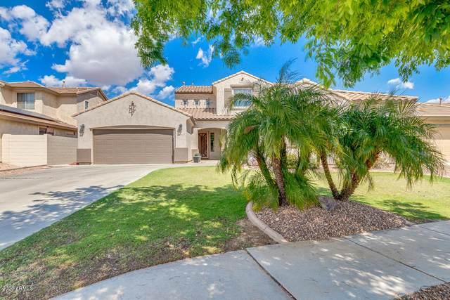 15360 W Ventura Street, Surprise, AZ 85379 (MLS #6058906) :: Devor Real Estate Associates