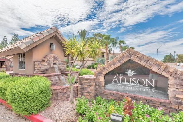 14145 N 92nd Street #1140, Scottsdale, AZ 85260 (MLS #6058913) :: The Helping Hands Team