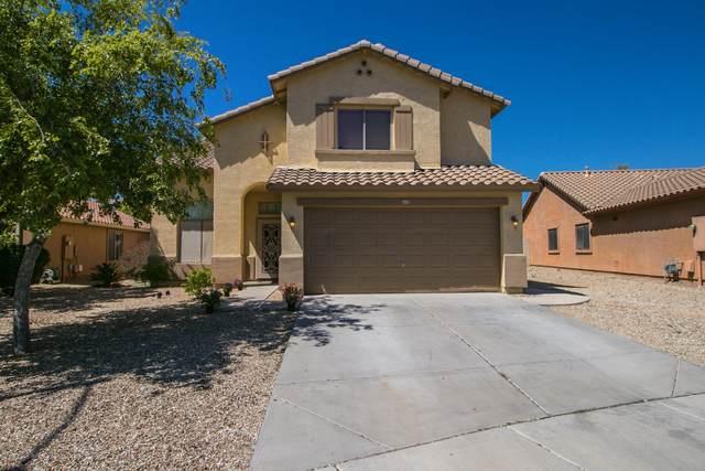 16740 N 153RD Drive, Surprise, AZ 85374 (MLS #6058923) :: Devor Real Estate Associates