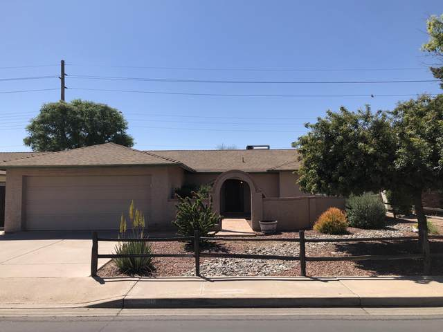 2541 W Naranja Avenue, Mesa, AZ 85202 (MLS #6058926) :: The Helping Hands Team