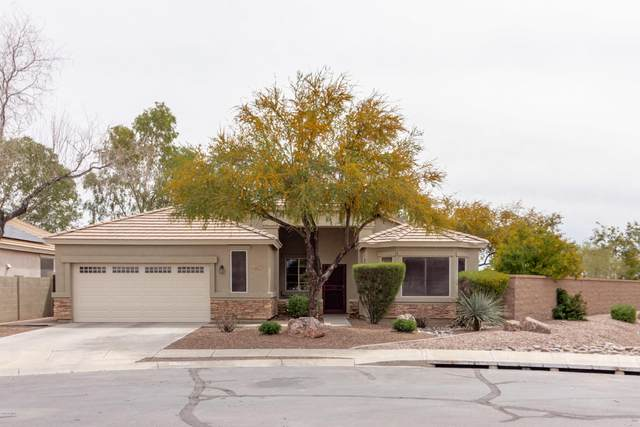 23033 S 210th Street, Queen Creek, AZ 85142 (MLS #6058930) :: Lucido Agency