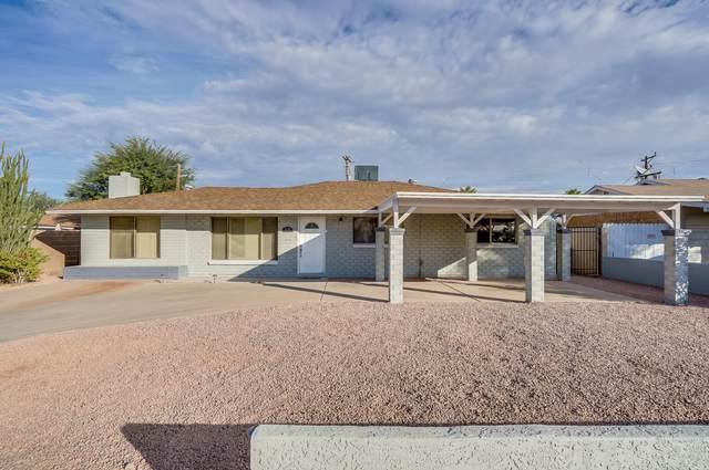 8108 E Osborn Road, Scottsdale, AZ 85251 (MLS #6058935) :: The Helping Hands Team