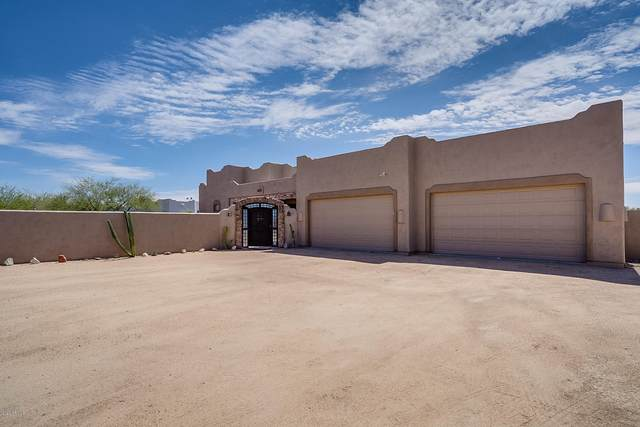 631 W Ridgecrest Road, Phoenix, AZ 85086 (MLS #6058941) :: The Property Partners at eXp Realty