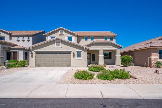 1534 W Agrarian Hills Drive, Queen Creek, AZ 85142 (MLS #6058959) :: The Helping Hands Team