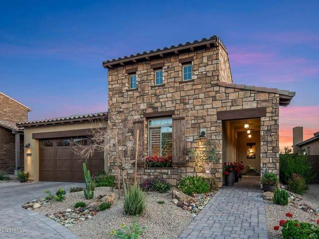 8699 E Eastwood Circle, Carefree, AZ 85377 (MLS #6058965) :: Long Realty West Valley