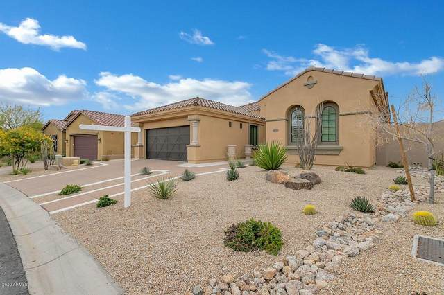 18538 N 98TH Way, Scottsdale, AZ 85255 (MLS #6059001) :: The Helping Hands Team