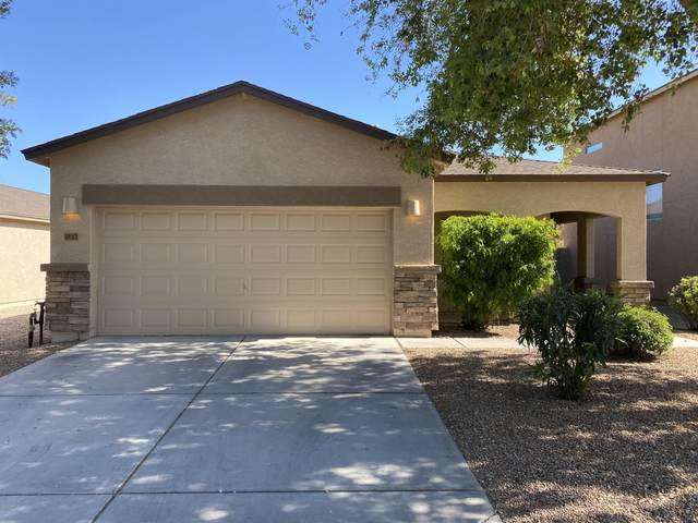 1847 E Silversmith Trail, San Tan Valley, AZ 85143 (MLS #6059007) :: NextView Home Professionals, Brokered by eXp Realty