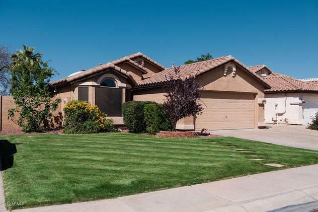 466 E Redondo Drive, Gilbert, AZ 85296 (MLS #6059010) :: Lifestyle Partners Team