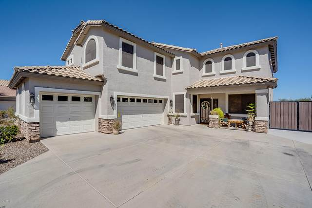 888 W Holstein Trail, San Tan Valley, AZ 85143 (MLS #6059011) :: Brett Tanner Home Selling Team