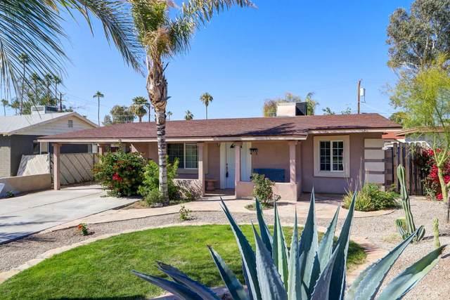 2010 E Don Carlos Avenue, Tempe, AZ 85281 (MLS #6059027) :: Conway Real Estate