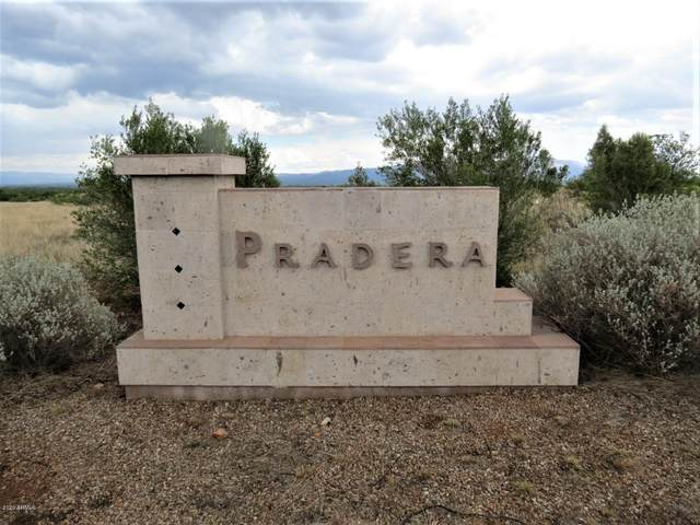 Lot 25 E La Pradera, Hereford, AZ 85615 (MLS #6059031) :: Midland Real Estate Alliance
