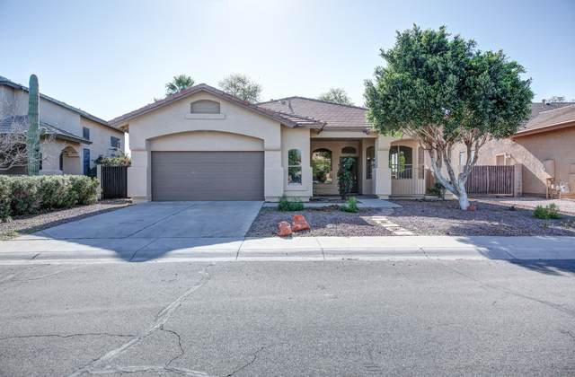 1108 N Cole Drive, Gilbert, AZ 85234 (MLS #6059044) :: Riddle Realty Group - Keller Williams Arizona Realty