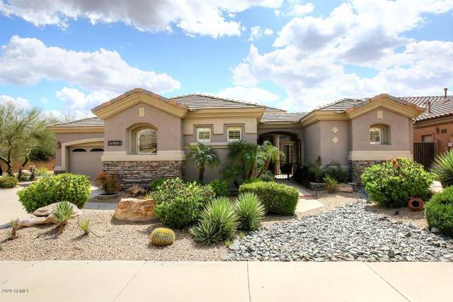 15119 E Twilight View Drive, Fountain Hills, AZ 85268 (MLS #6059060) :: Long Realty West Valley