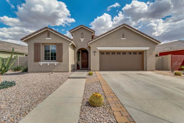 3519 N Los Alamos, Mesa, AZ 85213 (MLS #6059080) :: Conway Real Estate